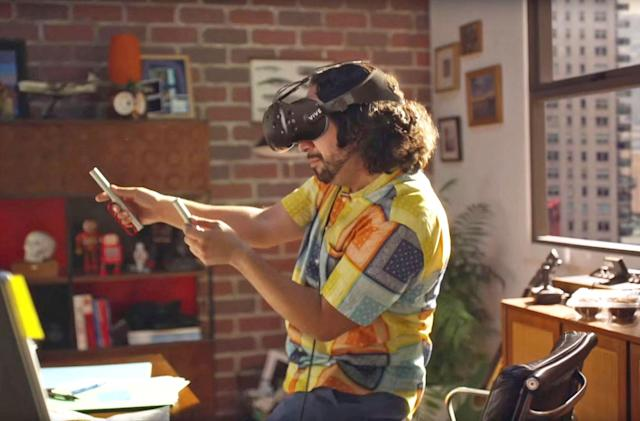 Microsoft Hololens patent hints at a new wand-style controller