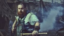 'Into the Badlands': 6 Things to Know About Nick Frost Joining the Martial Arts Mayhem