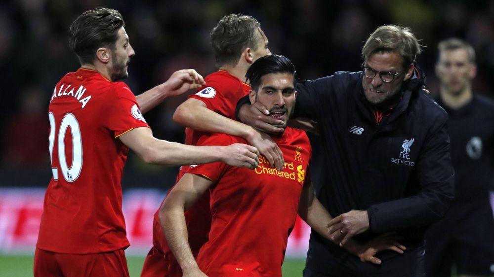 Medien: Emre Can fordert Ausstiegsklausel beim FC Liverpool - Jürgen Klopp verärgert