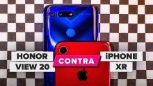 ¿Es el Huawei Honor View 20 mejor que el iPhone XR?