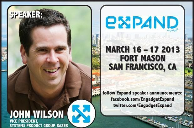Engadget Expand speakers, Round Eight: Nine big reasons to join us March 16th and 17th