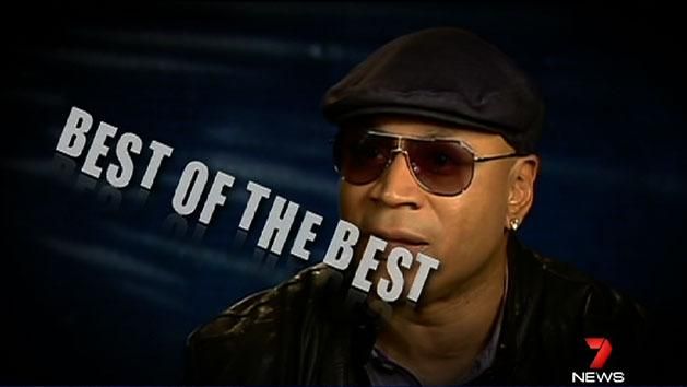 LL Cool J back in the charts
