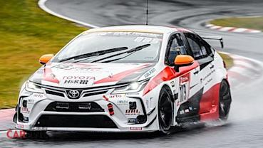 Toyota神車「拿金牌」!Corolla Altis七闖「綠色地獄」終於奪冠