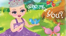 New children's book about a bald princess teaches kids a magical lesson