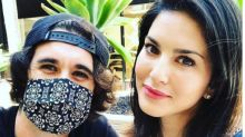 Sunny Leone's Afternoon Date with Hubby Daniel Weber