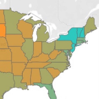 Cellphone Data Map Reveals Which Americans Are Ignoring Quarantine