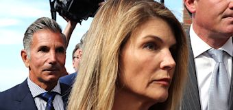 Loughlin's trial date set in college admissions scandal