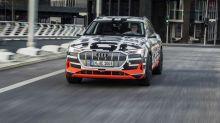 Audi : 400 km d'autonomie et une recharge ultra rapide annoncés sur son premier SUV électrique