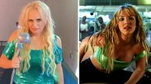Rebel Wilson transforms into Britney Spears for upcoming Netflix film