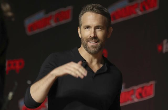 Ryan Reynolds now owns a stake in budget carrier Mint Mobile