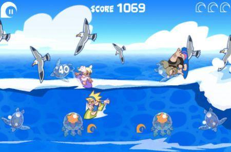 Daily iPhone App: Party Wave is Final Fantasy creator's first iOS title