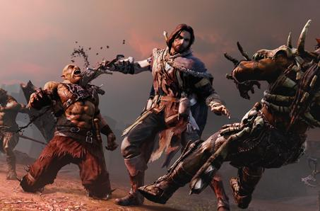 Orcs bleed in new Middle-earth: Shadow of Mordor trailer
