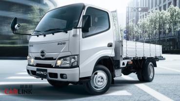 3.49噸貨車新選擇,六期HINO 200早鳥預購優惠活動開跑