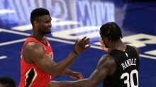 Zion Williamson raves about Madison Square Garden after Pelicans' loss to Knicks: 'I love playing here'
