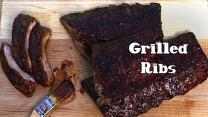Grill Next Door: Grilled Baby Back Ribs