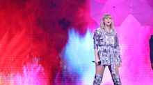 Taylor Swift escalates feud with former record label