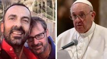 """Il padre gay della telefonata con Papa Francesco: """"Mi disse 'andrà tutto bene'"""""""