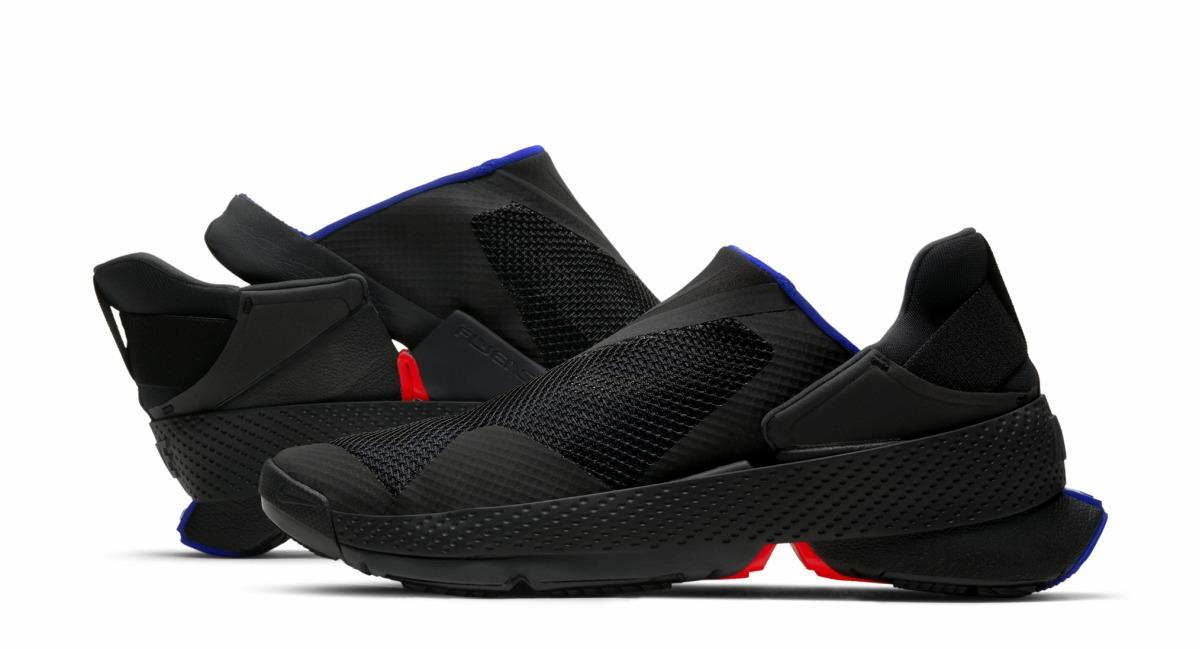 Nike's latest FlyEase shoe slips on without zippers, laces or straps | Engadget