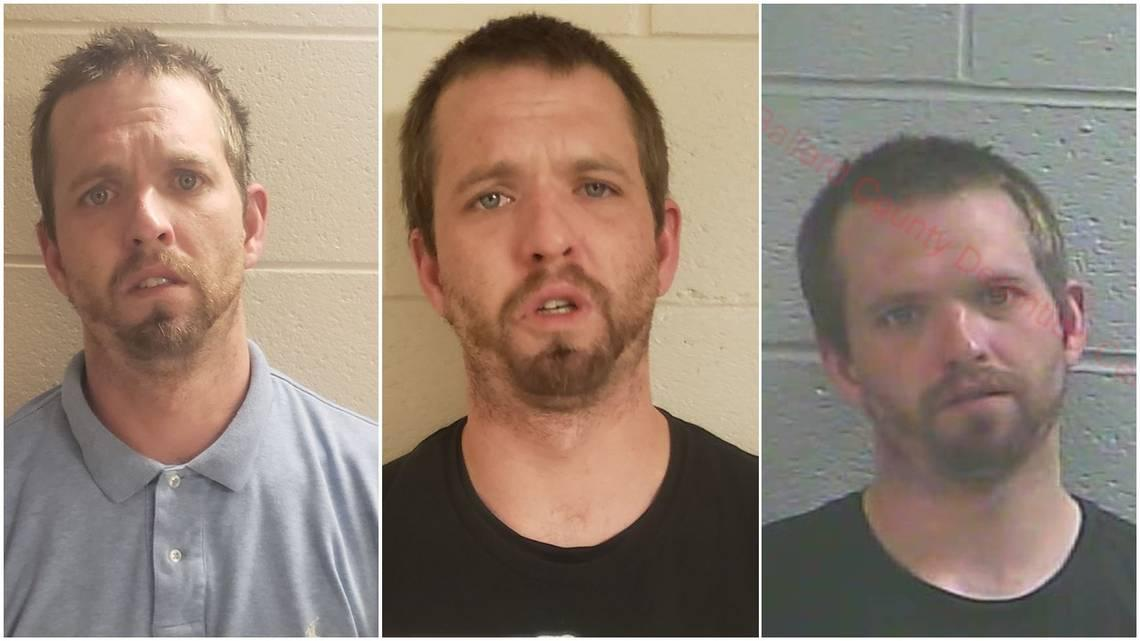 3 arrests in 4 days equals 1 really bad week for Kentucky man
