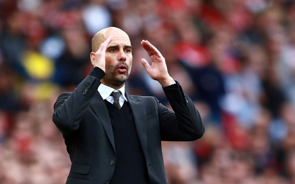 Pep Guardiola challenges Manchester City's players to prove they are worth keeping