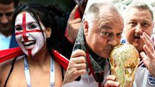 World Cup semi final in pictures as Croatia break England hearts