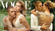Justin Bieber y Hailey Baldwin, la última pareja famosa en posar para Vogue