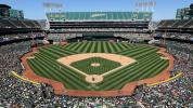 'Stars Wars' fireworks at A's game started a fire
