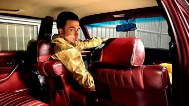 【明星聊愛車】黃志瑋獨愛老車賓士W126車系Mercedes Benz 300 SEL一開七年,老車保養之道大公開:找對人修才是重點!