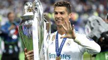 Ronaldo leaving Real Madrid to join Italian club Juventus