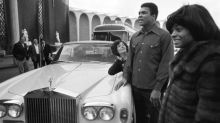 Ex-Muhammad Ali Rolls-Royce is a knockout