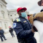 Why Capitol Police Officer Says He Wore MAGA Hat at Riot