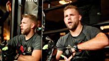 Boxing: Saunders fined for social media post promoting domestic abuse