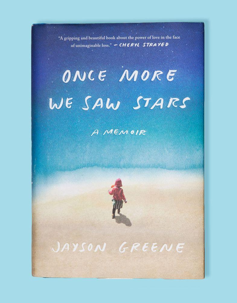Jayson Greene tells the story of his 2-year-old daughter's death and the aftermath in an affecting new memoir, 'Once More We Saw Stars.'