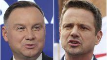 Poland holds momentous presidential election run-off