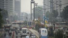 Choking hazard: air pollution hangs over Asian Games