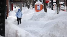 Extreme winter storms aren't inconsistent with global warming and will continue for decades, expert says