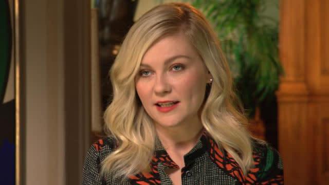 Kirsten Dunst on New Film, Guilty Pleasure Video - ABC News