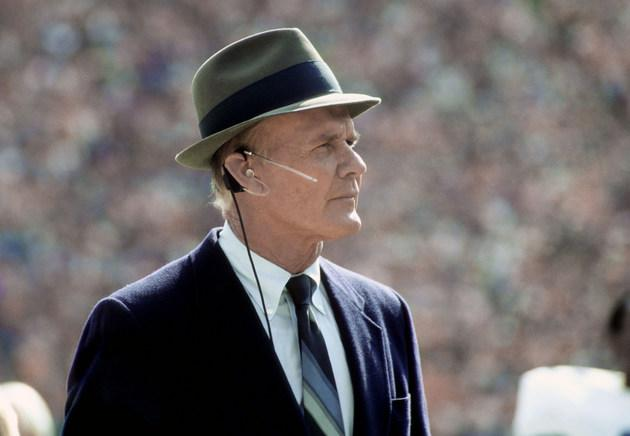 Tom Landry was reportedly a Giants fan for final years of his life