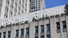 Tronc Jumps On Report Of SoftBank Interest In Chicago Tribune Publisher