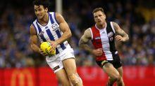 Roo Tarrant hurt in AFL pre-season hit-out