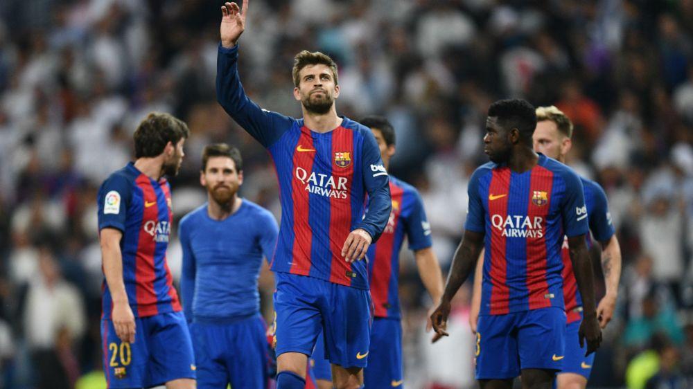 No se cansa de provocar: el mensaje de Piqué tras ganar el Clásico