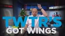 Cramer Remix: Here's what drove Twitter's huge move highe...