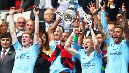Manager's big claim after Man City's historic FA Cup win