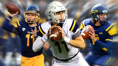 Toledo QB has Rockets ready for big-time launch