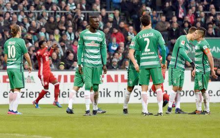 Football Soccer - Werder Bremen v FC Bayern Munich - German Bundesliga