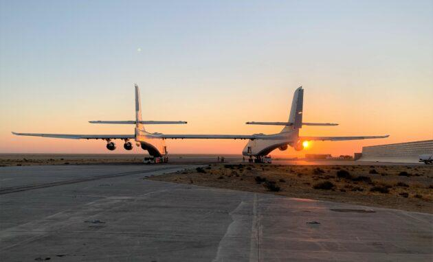 Stratolaunch teams up with Calspan and makes progress on hypersonic flight plan