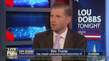 Eric Trump accuses Mueller of dividing the country following public statement