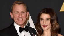 Pregnant Rachel Weisz Walks First Red Carpet Since Announcing She Is Expecting with Daniel Craig