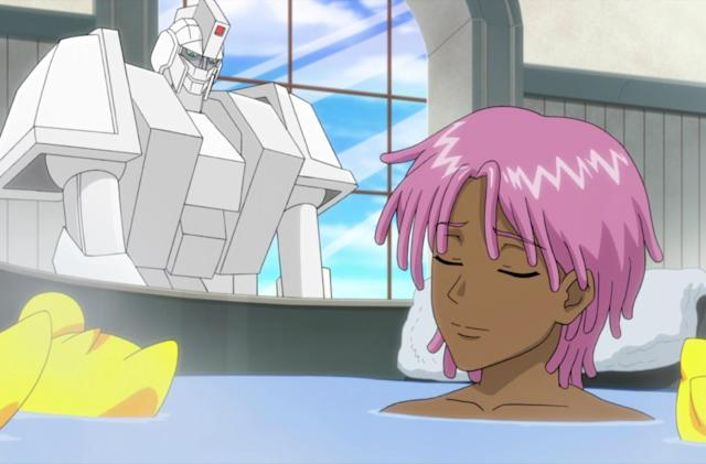 Netflix anime parody 'Neo Yokio' loads up on star power