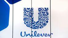 Unilever shares slide after warning of sales miss